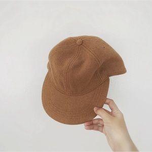 UO caramel hat